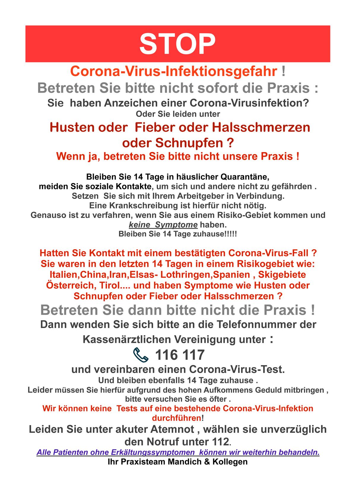 Oeffnungszeiten Neujahr 2020 - Hausarzt Hamburg Praxis Mandich